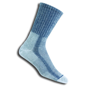 Thorlos Light Hiking - Chaussettes Femme - Crew bleu